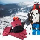 Gants Chauffants Imperméables Avec Batteries au Lithium