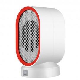Mini Radiateur Portable 400W à Faible Bruit - Parfait pour le Bureau